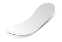 traditional sanitary pad
