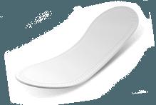 traditional sanitary pad